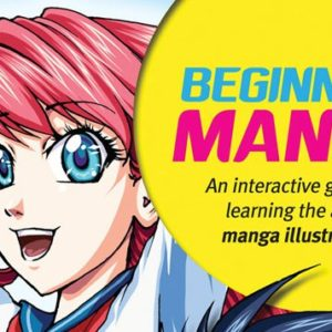 Manga Workshop with Sonia Leong – Saturday