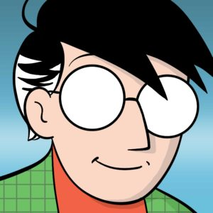 Comics & The Art of Visual Communication – with Scott McCloud